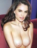 Natalie Portman Naked Big Breasts 001