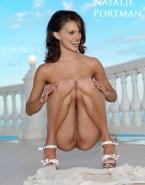 Natalie Portman No Panties Vagina Porn 001