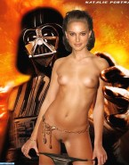 Natalie Portman Panties Down Topless 001