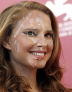 Natalie Portman Public Facial Cumshot Porn Fake 001