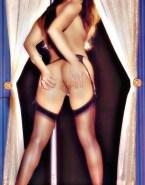 Natalie Portman Spreads Ass Cheeks Vagina Naked 001