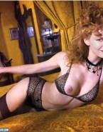 Nicole Kidman Lingerie Boobs Exposed 001