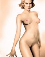 Nicole Kidman Nude Body Cartoon 001