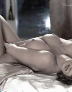 Nicole Scherzinger Nudes Perfect Tits 001