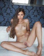 Nina Dobrev Small Boobs Legs Spread Xxx 001
