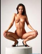 Nina Dobrev Vagina Legs Spread Nude Body 001