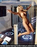 Pamela Anderson Star Trek Naked Body 001