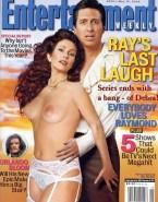 Patricia Heaton Magazine Cover Topless 001