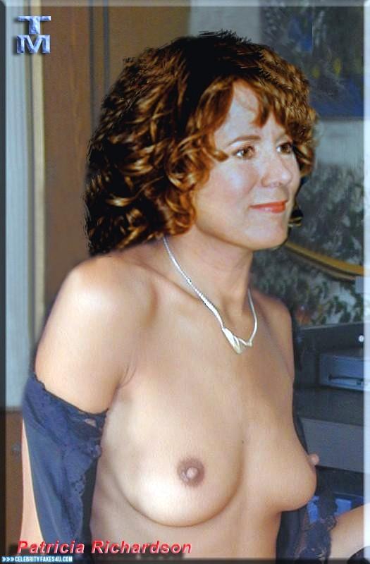 Richardson nude patricia Patricia richardson