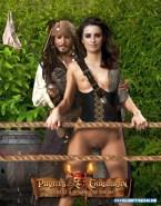Penelope Cruz Pirates Of The Caribbean Small Boobs Nude 001