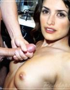 Penelope Cruz Chest Tits Exposed Sex 001
