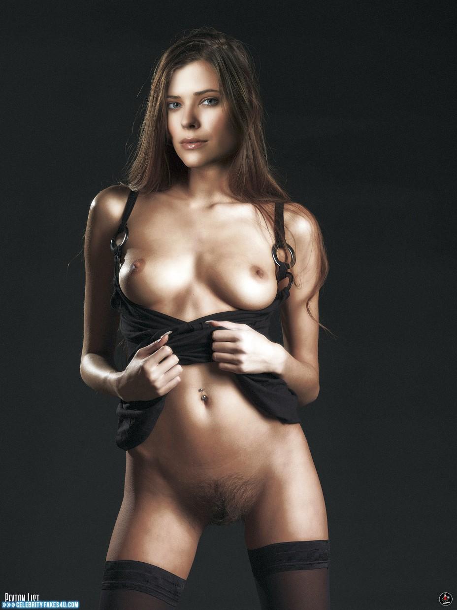 Free peyton list nude naked porn