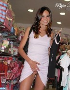Pippa Middleton Exposed Pussy Up Skirt Public Nudes 001