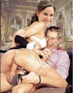 Pippa Middleton Riding Cock Panties Aside Exposing Pussy Porn Sex 001