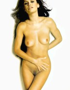 Rachel Bilson Completely Naked Body Breasts Exposed 001