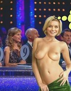 Rachel Riley Hot Tits Wheel Of Fortune Game Show Porn 001
