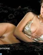 Rachel Weisz Pantiless Tan Lines Fakes 001