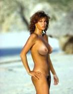 Raquel Welch Big Beautiful Woman Beach Nude 001