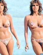 Raquel Welch Bikini Beach 001