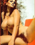 Raquel Welch Hairy Pussy Exposed Porn 001