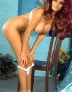 Raquel Welch Legs Pulls Panties Down Nsfw 001