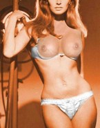 Raquel Welch Panties Sexy Bare Stomach Naked 001