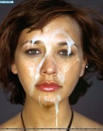 Rashida Jones Facial Cumshot Porn Fake 001