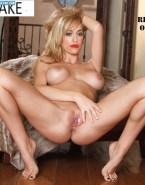 Rita Ora Juicy Pussy Exposing Vagina Porn Fake 001