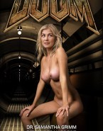 Rosamund Pike Doom (film) Porn 001