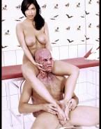 Rosario Dawson Footjob Big Tits Nudes Sex 001