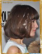 Rose Byrne Public Cum Facial Fake 001