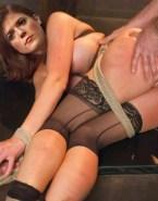 Rose Leslie Spanked Ass Cheeks Spread Porn Fake 001
