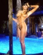 Salma Hayek Wet Nude Body 002