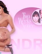 Sandra Bullock Ass Cheeks Spread Pussy 002