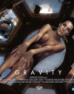 Sandra Bullock Movie Cover Squeezing Tits 001