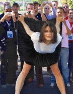 Sandra Bullock Vagina Upskirt Public 001