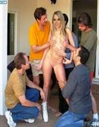 Sandy Leah Lima Shoes Naked Fake 001