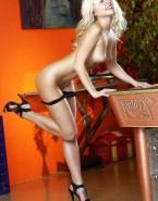 Sarah Chalke Undressing Takes Panties Off Naked 001