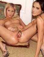 Sarah Michelle Gellar Juicy Spread Pussy 001