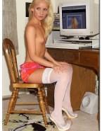 Sarah Michelle Gellar Stockings Small Boobs Porn 001