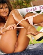 Sarah Palin Camel Toe Panties Down Porn 001