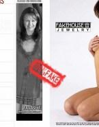 Sarah Palin Nude Body Squeezing Tits 001