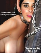 Sarah Silverman Collar Breast Torture Nudes 001