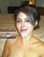 Sasha Alexander Cum Facial 001