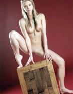 Scarlett Johansson Breasts Legs Spread Pussy Porn 001