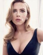 Scarlett Johansson Cum Facial 002