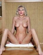Scarlett Johansson Exposing Vagina Porn 002