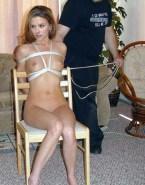 Scarlett Johansson Homemade Hacked Bondage Porn 001