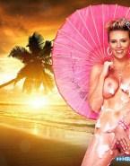Scarlett Johansson Spread Pussy Wet 001