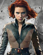 Scarlett Johansson Tits The Avengers Xxx 001